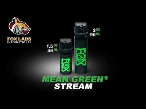 FOX LABS MEAN GREEN HEAVY STREAM (DEMO)