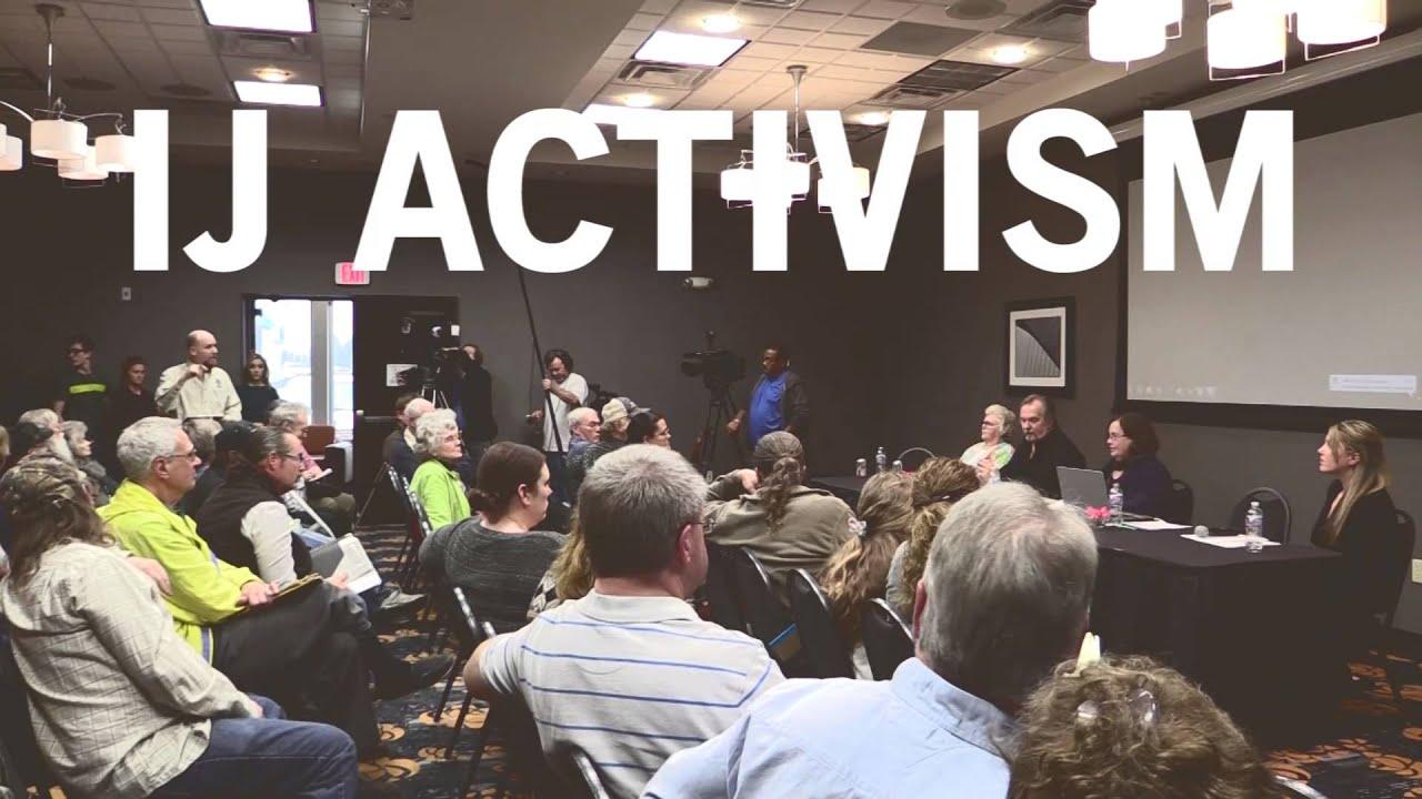IJ Activism