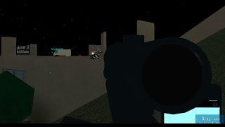 Roblox Phantom Forces - Playing with AgentNML
