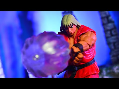 Storm Collectibles ULTRA Street Fighter II: The Final Challengers Violent Ken Review