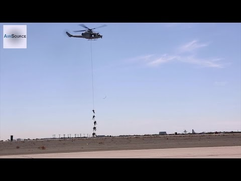 Marine Air Ground Task Force Demonstration - Miramar Air Show