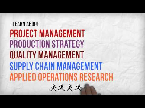 Study Business Engineering @Ugent - Project Management