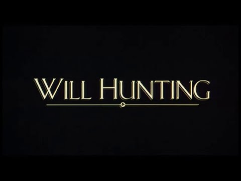 Will Hunting (Good Will Hunting) - Bande Annonce streaming vf