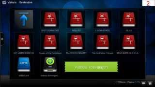 XBMC Tutorial in het Nederlands