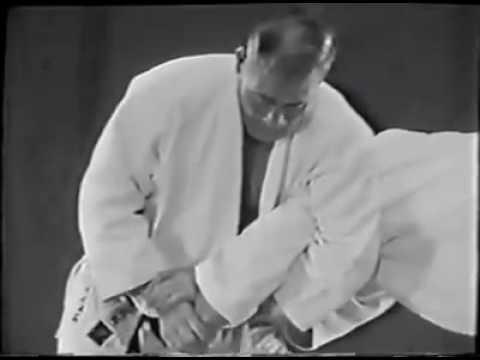 Kimura ensinado por Masahiko Kimura