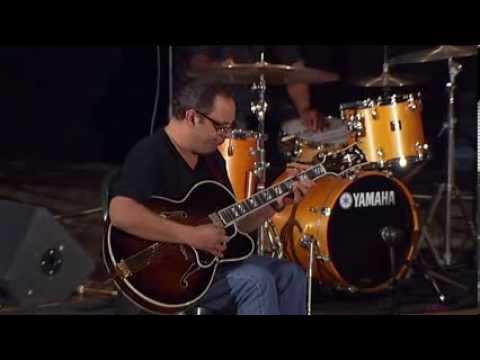 Biréli Lagrène & Giuseppe Continenza Quartet with Gary Willis & Michael Baker  - Meditation