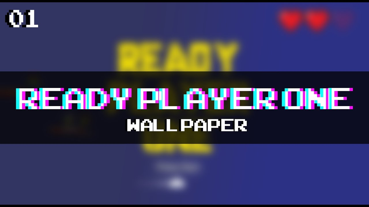 Speed Art Ready Player One Wallpaper Youtube
