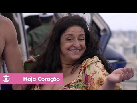 Haja Coração: capítulo 118 da novela, terça, 18 de outubro, na Globo