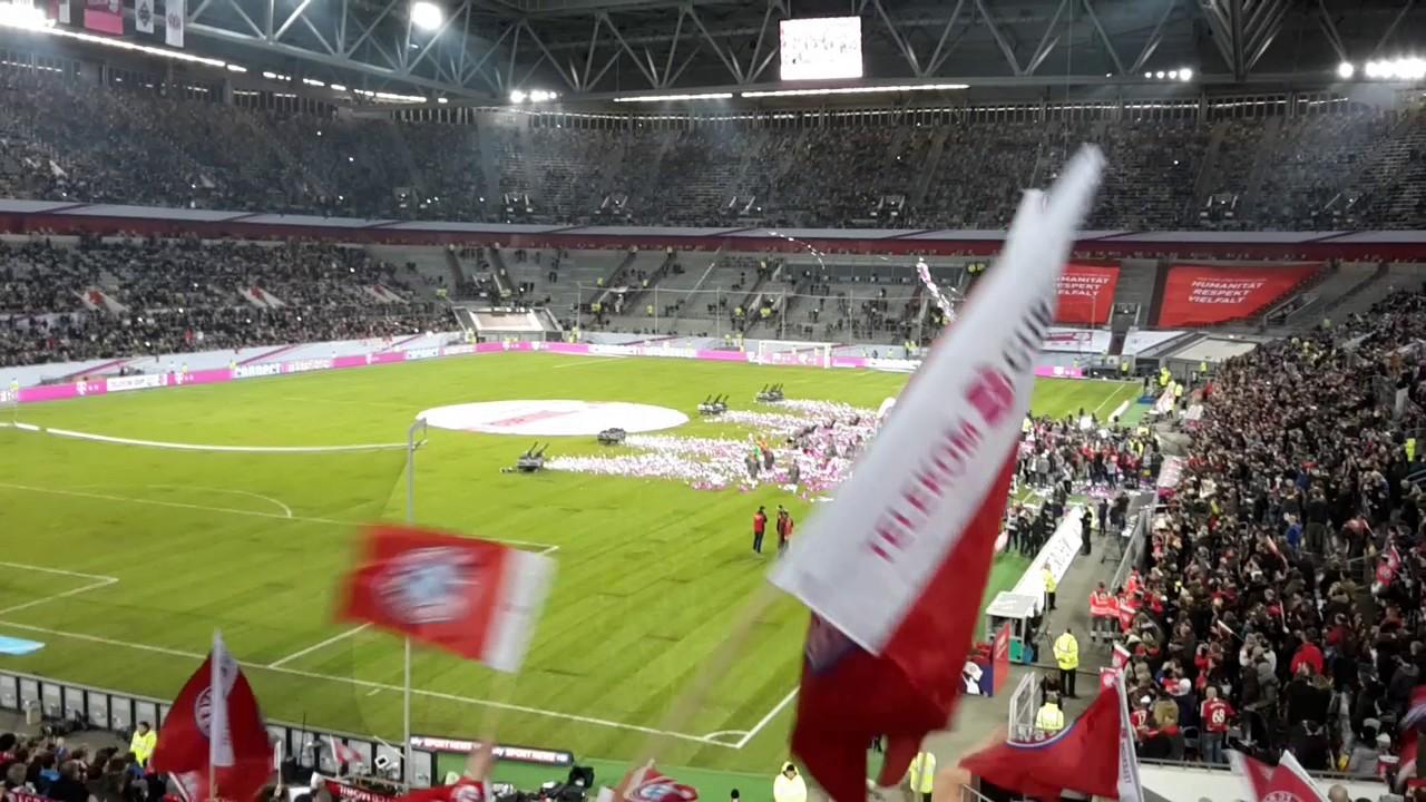 Bayern Siegerehrung