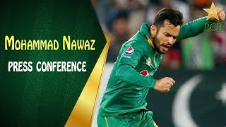 Mohammad Nawaz press conference after first T20 I In Edinburgh