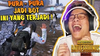 Download Video PURA2 JADI BOT! LIHAT APA YANG TERJADI - PUBG Mobile Indonesia MP3 3GP MP4