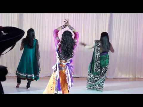 Sima & Vimal's Welcome Party - Dance Performance