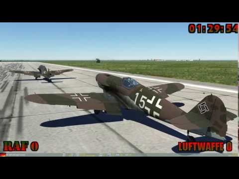 Grudge Match Series: Round 4- DCS WW2 Edition (Sponsored by Eagle Dynamics!)