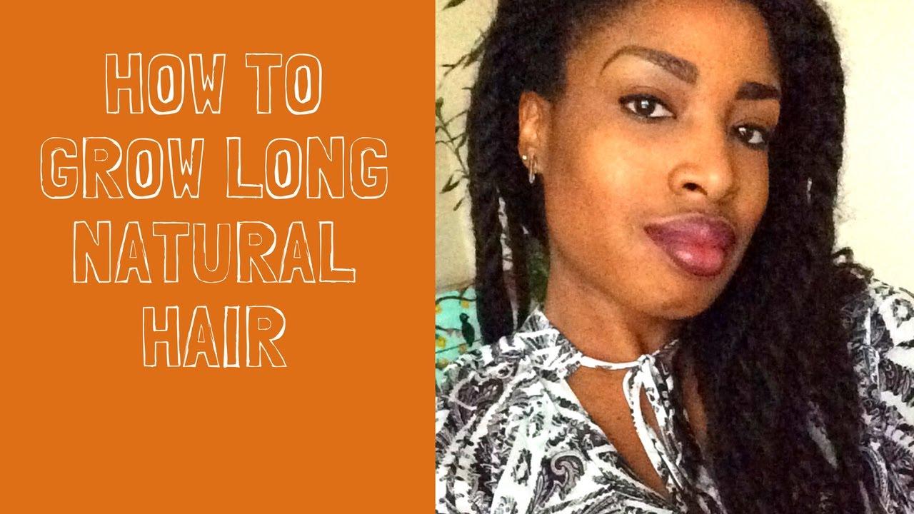 Not Retaining Length Natural Hair