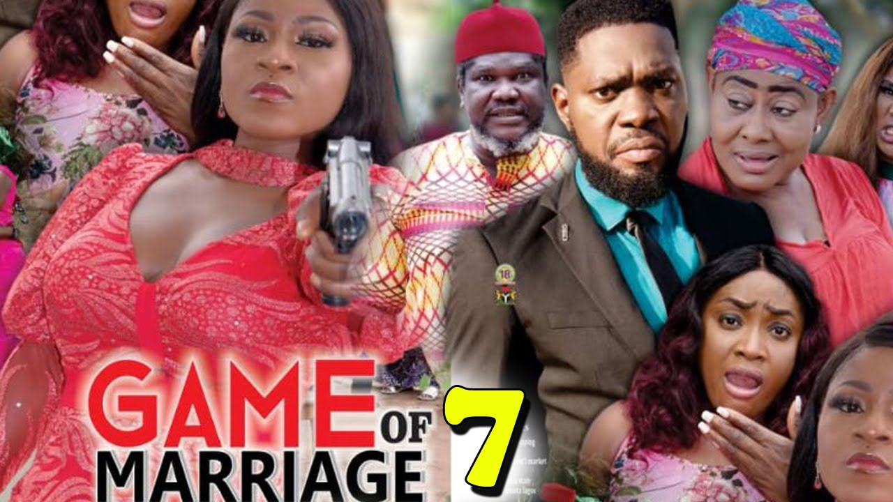 Download GAME OF MARRIAGE SEASON 7 (New Hit Movie) - Destiny Etiko 2020 Latest Nigerian Nollywood Movie