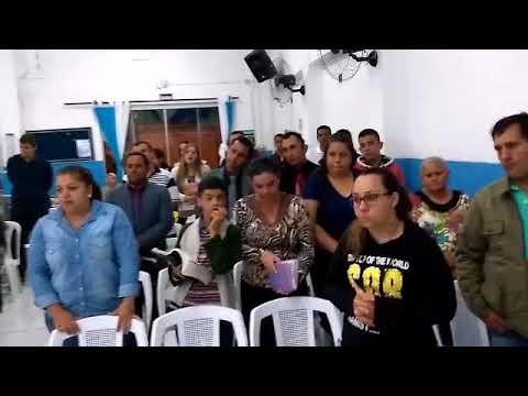 """2° Dia da Campanha"""" Restitui os meus sonhos senhor"""" com pastor Amilton Ass.de Deus ministério pard"""