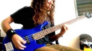 Metallica - Eye of The Beholder - (Bass Cover) By: Gabriel Fidelis