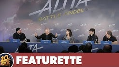 Alita: Battle Angel | Pressekonferenz Berlin | Deutsch HD German