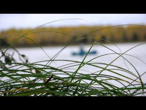 River Yenisei. Fall 2010