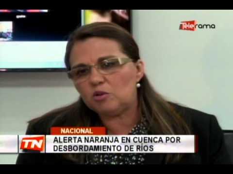 Alerta naranja en Cuenca por desbordamiento de ríos
