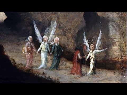 Background To Lecture VIII: Abrahamic Stories, With Matthieu & Jonathan Pageau