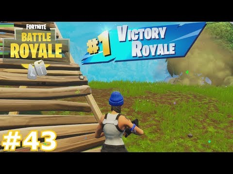 TWO DUBS IN ONE VIDEO! | BENNY NO | FORTNITE #43