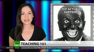 Teacher gets suspended for teaching kids truth