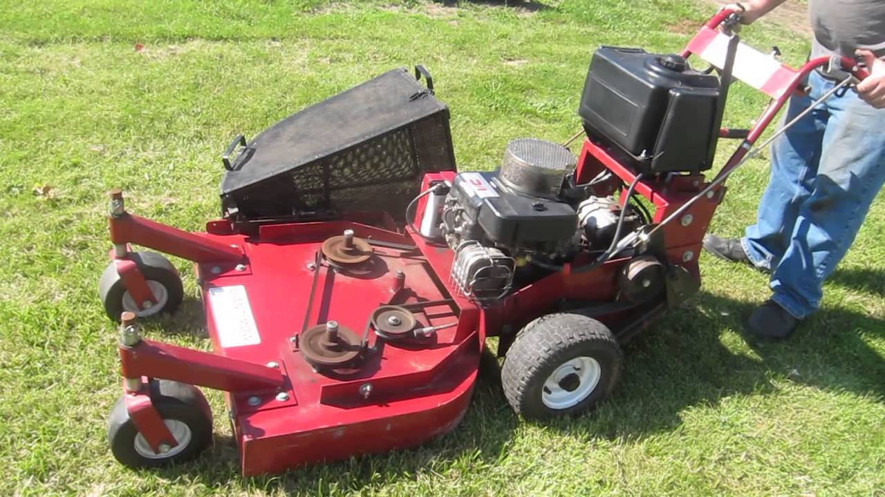 Giant Mow By Giant Vac 32 Quot Walk Behind Americanwisebuys