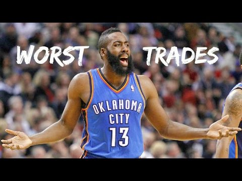 NBA's Top 5 Worst Trades Since 2010