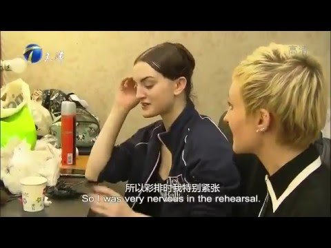 A day in the life of Kremlin Ballet《HELLO天津》 20151229