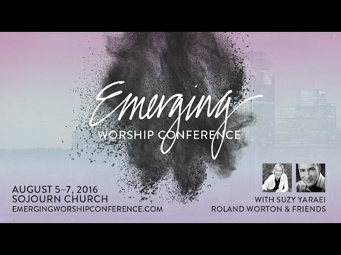 Emerging Worship Conference Day 1