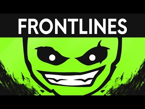 Dex Arson - Frontlines [ Geometry Dash World ]