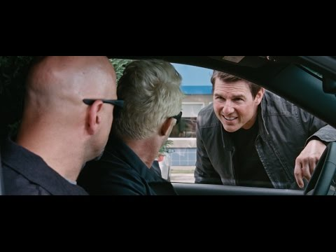 "Jack Reacher: Never Go Back (2016) - ""Rules: Saltshaker"" - Paramount Pictures"