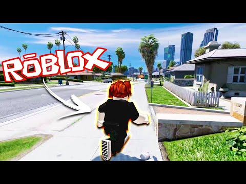 This Is... GTA 5 In ROBLOX!