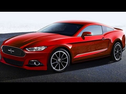 2019 ford mustang gt concept