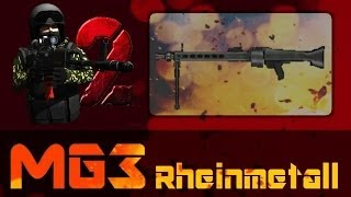 Red Crucible : MG3 Review