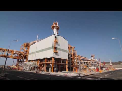 LNG Tesisi/LNG Plant- Yemen