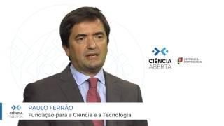Ciência Aberta | Paulo Ferrão