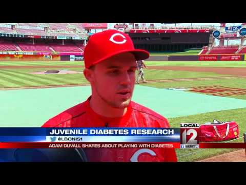 Juvenile Diabetes Research: Playing sports with diabetes