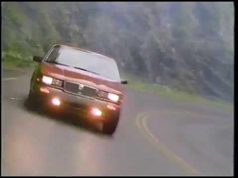 1985 Pontiac Grand Am Commercial