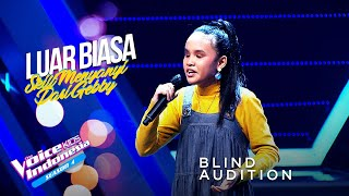 Gebby - Seperti Yang Kau Minta | Blind Auditions | The Voice Kids Indonesia Season 4 GTV 2021