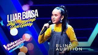 Download Gebby - Seperti Yang Kau Minta   Blind Auditions   The Voice Kids Indonesia Season 4 GTV 2021