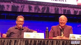 'SPONGEBOB SQUAREPANTS' Panel with Tom Kenny and Bill Fagerbakke