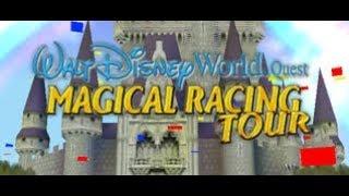 Walt Disney World Quest Magical Racing Tour (PC) Full Walkthrough Part 1