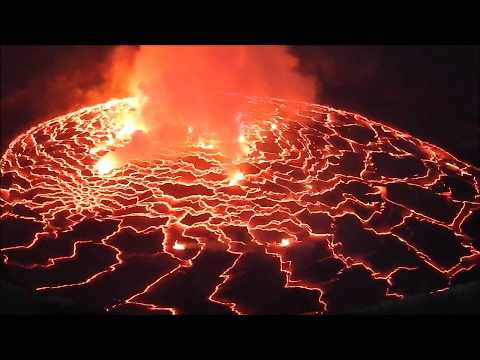 Nyiragongo Volcano Trek - Virunga National Park - DR Congo
