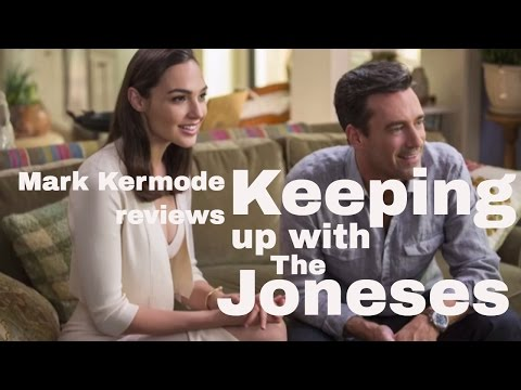 Keeping Up With The Joneses reviewed by Mark Kermode