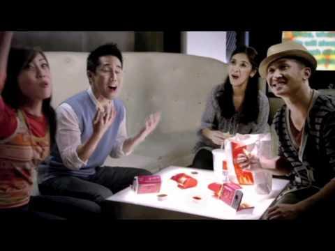 McDonald's Karaoke Commercial