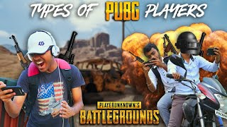 TYPES OF PUBG PLAYERS IN INDIA | Drole Factory