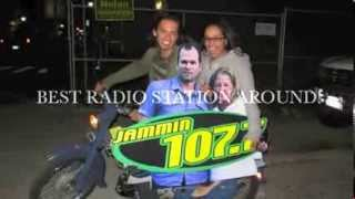 "JAMMIN 1077 - 2013 ""Live With Brian Ram & Miss L"" Competition"