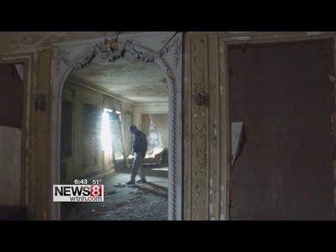 Cruisin' Connecticut – Haunted, Abandoned Majestic Theater in Bridgeport